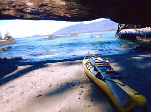 Kayak Expeditions & Courses in The Gulf Islands & West Coast