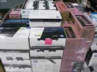 Hp, Lexmark  used  toner cartridges  Collection and recycling