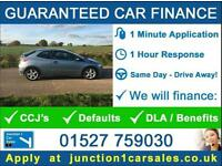 2009 59 HONDA CIVIC 2.2 I-CTDI TYPE-S GT 3DR DIESEL GUARANTEED CAR FINANCE