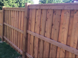 Ancaster Fences  ***WOOD, CHAIN LINK, AND IRON FENCING***