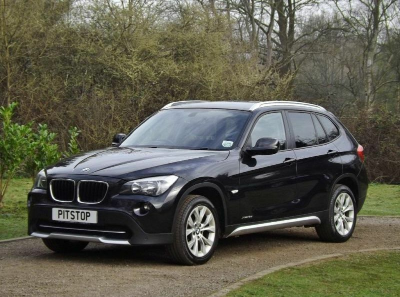 bmw x1 2 0 xdrive18d se diesel manual 2010 60 in horley surrey gumtree. Black Bedroom Furniture Sets. Home Design Ideas