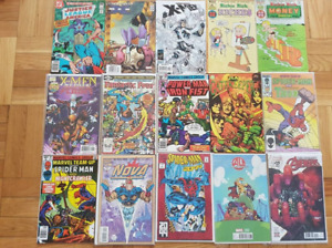 Single Issue Comics Lot for Sale