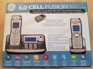 GE 6.0 DECT CELL FUSION Home Phone
