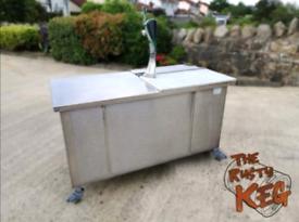 Mobile Bar Hire - 'The Rusty Keg'