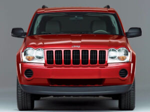 Grille Jeep Grand Cherokee 2005-2010