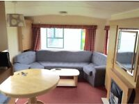 Cheap private sale static caravan holiday home sea view beach 12 month Morecambe lancashire