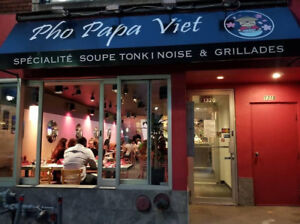 Four-Course Menu for Two at Restaurant Pho Papa Viet, Montreal