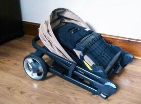 Mamas and papas armadillo flip pushchair - Sand Colour