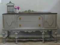 Gorgeous Antique Buffet / Sideboard