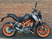 KTM DUKE 390 SPECIAL OFFER SAVE £800