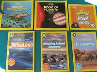 KIDS NAtional Geographic Books