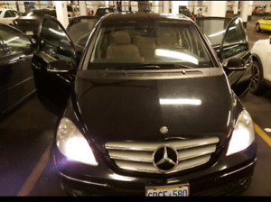 MERCEDES BENZ B200 EXCELLENT CONDITION SELLING FAST