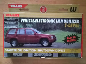 Vehicle-Electronic Immobilizer