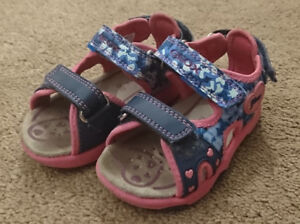 Toddler Girl Geox Sandals Shoes