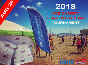 ACE Charity Beach Volleyball Tournament 2018 - PMH