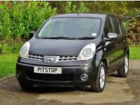 Nissan Note 1.6 SE 5dr PETROL MANUAL 2007/07