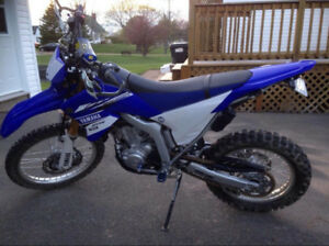 2017 yamaha WR250R with lots of mods for sale asking 6900$