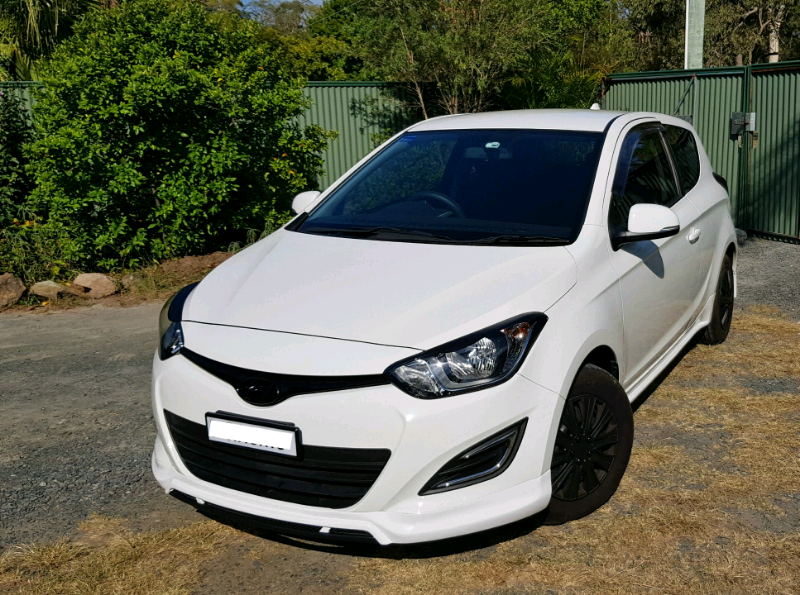 Hyundai I20 Cars Vans Utes Gumtree Australia Logan Area