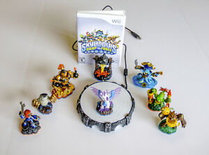 Skylanders Swap Force for Wii, Portal and Characters