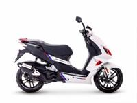 PEUGEOT SPEEDFIGHT 4 125cc LC R-CUP - SPORTS SCOOTER