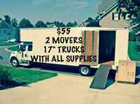 April special//Your Affordable Move! Youssef movers LTD $ 55 /hr