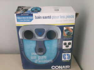 Selling like new conair asking 10$ box is in ruff shape