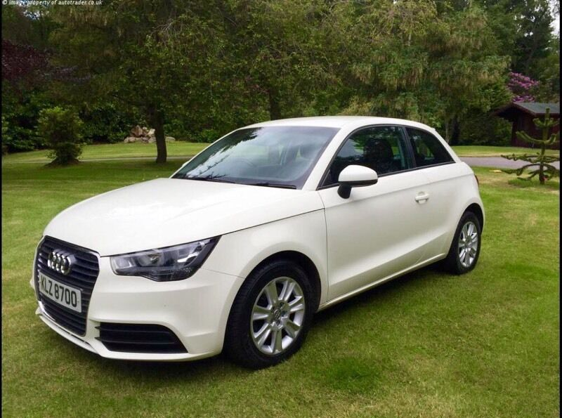 audi a1 1 6 tdi se in banchory aberdeenshire gumtree. Black Bedroom Furniture Sets. Home Design Ideas