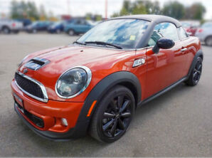 Beautiful Mini Cooper S 2Seater  in Excellent Condition for Sale