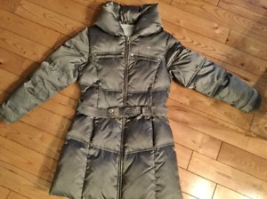 Manteau hiver fille Geox