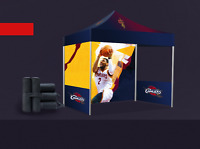 CUSTOMIZED. BANNERS. POP UPS. TABLE COVER. FLAGS