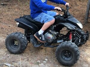 trade a quad and skido for a DUNE BUGGY