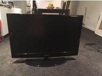 SAMSUNG 37 INCH HD TV + REMOTE! BARGAIN!