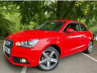 2011 Audi A1 1.6 TDI COMPETITION LINE SPORT JUST 49,984 MILES FSH 20 TAX A REAL