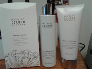 Monat Brilliant Blonde Duo with box - Not New
