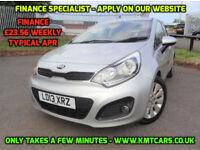 2013 Kia Rio 1.4CRDi EcoDynamics 2 - £20 per Year Tax - KMT Cars