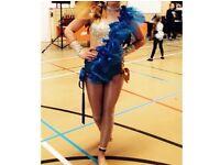 Vicky barkess dance costume £60 ono