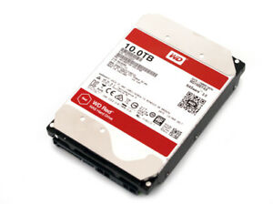 Western Digital WD RED 10tb HDD New in sealed package NAS