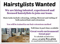 Hairstylists Wanted - Great Salon - Great Pay