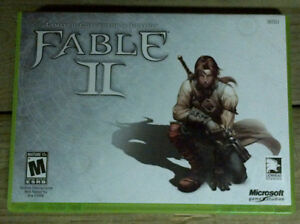 XBOX 360 - Fable II Limited Collectors Edition