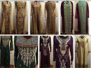Sale Pakistani Indian ladies suits by SIM Fashions.
