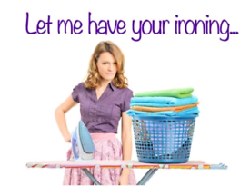 Your Local Ironing Service