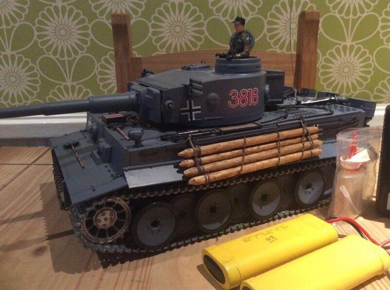 Heng Long 1/16 Tiger 1 Pro