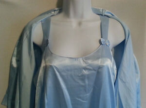 Satin Nightgown, Robe and Hanger Gift Set -Various Sizes,Colours Gatineau Ottawa / Gatineau Area image 2