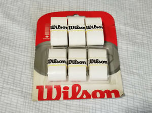 Brand New, Never Used, Wilson Racquet Overgrips x6