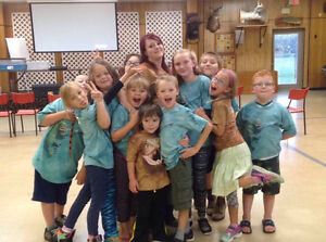 REPTILE DAY CAMP - CAMP WITH A PREHISTORIC TWIST!