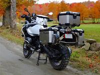 Sac de réservoir Tank bag moto BMW R1200GSA 2014+ (14 litres)