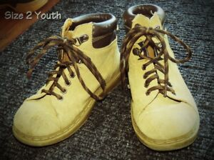 Boy's Size 2 YOUTH Booties for sale