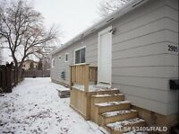 2 Bedroom Basement - Available Sept 1 - Inc Laundry