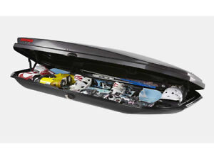 Roof Boxes Ski / Snowboard Boxes
