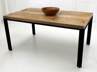 Reclaimed wood dining table contemporary - NEW - $800